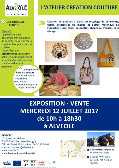 Expo vente atelier couture