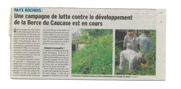 Article le Dauphiné