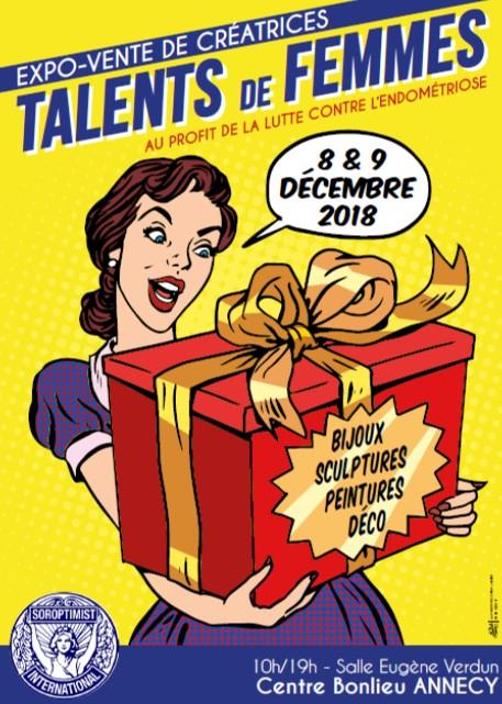 Affiche Expo-vente Bonlieu 8&9 dec 018
