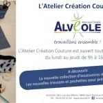 Ouverture Atelier...