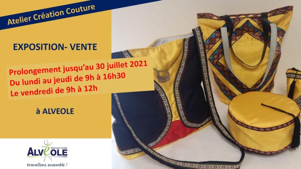 Expo couture prolongement30.07.21